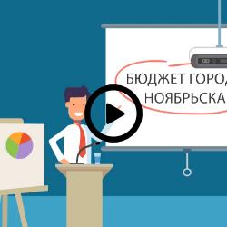 Бюджет города Ноябрьска